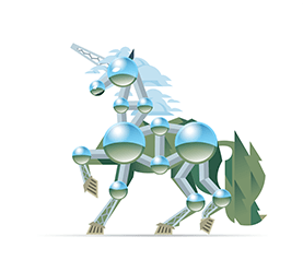 Brussels Unicorn