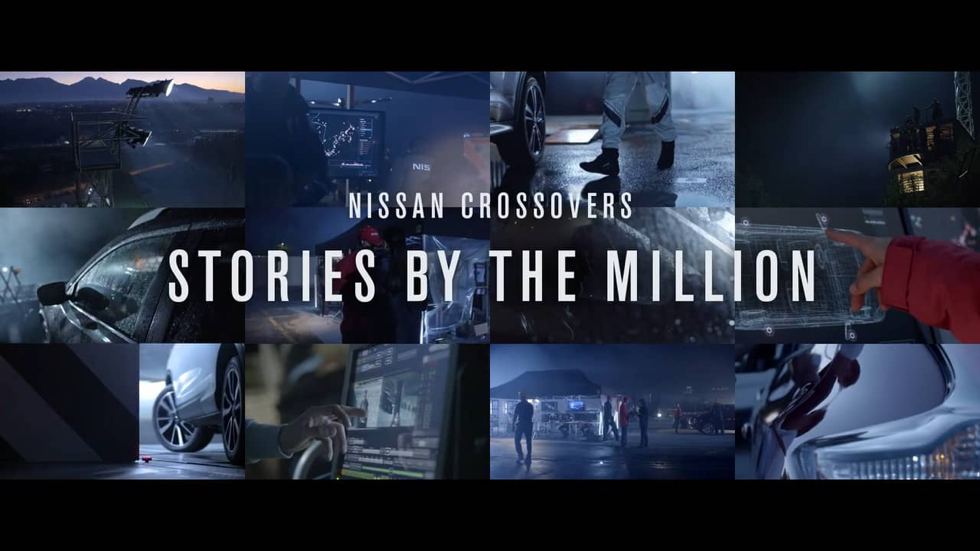Nissan Europe  Stories by the million