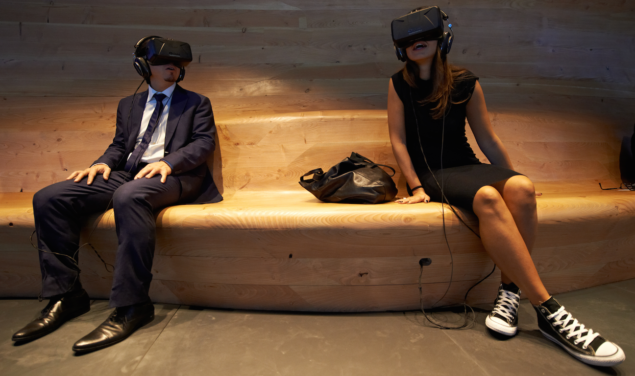 How Virtual Reality Might Change How You Buy Cars ... |Volvo Virtual Reality