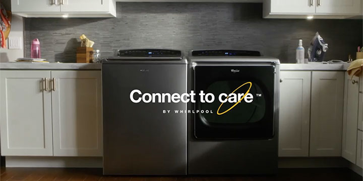 Whirlpool® Connect to care™